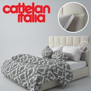 Cattelan Italia William 3d model