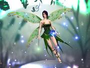 Fairy 3d model