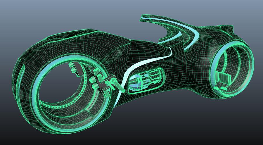 Tron传统光周期 royalty-free 3d model - Preview no. 13