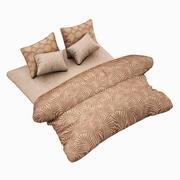 Bed Set 10 Highpoly 3d model