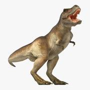 Tyrannosaurus Rex Arma 3d model