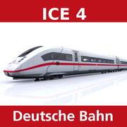 BR 412 ICE 4 3d model