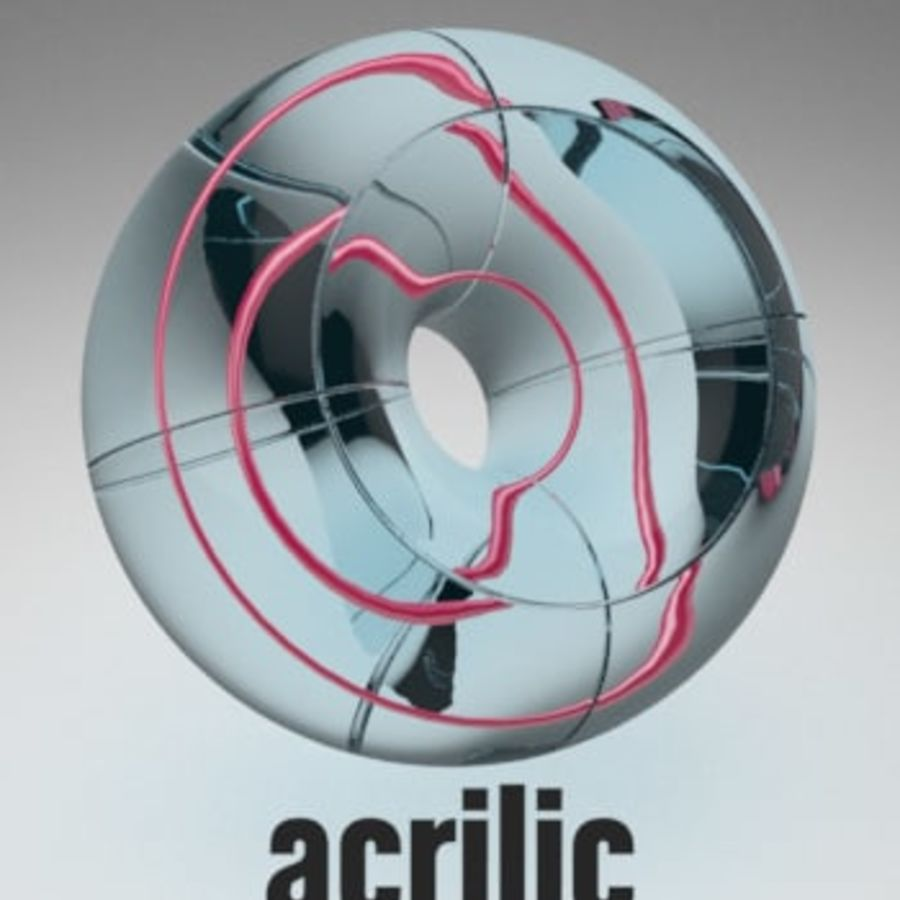 Arnold shader Architecture 1.0 royalty-free 3d model - Preview no. 35
