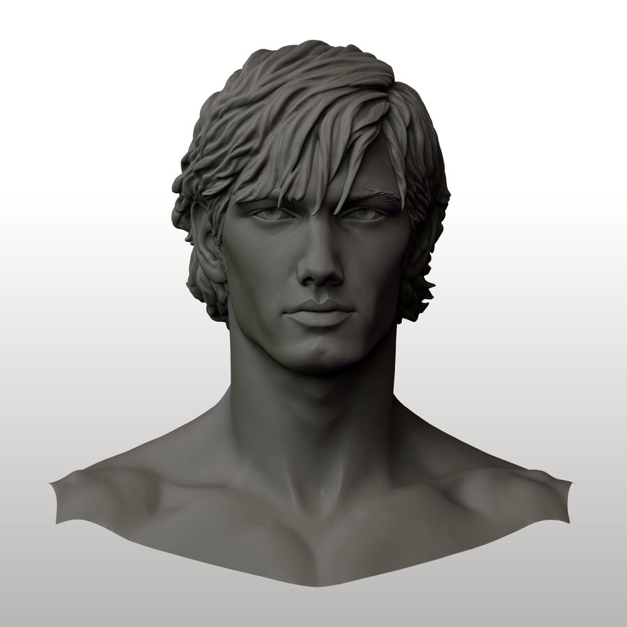 hayvanca royalty-free 3d model - Preview no. 20