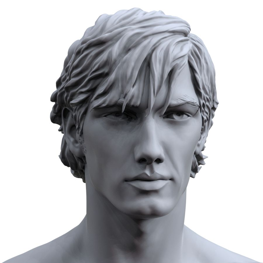 hayvanca royalty-free 3d model - Preview no. 1