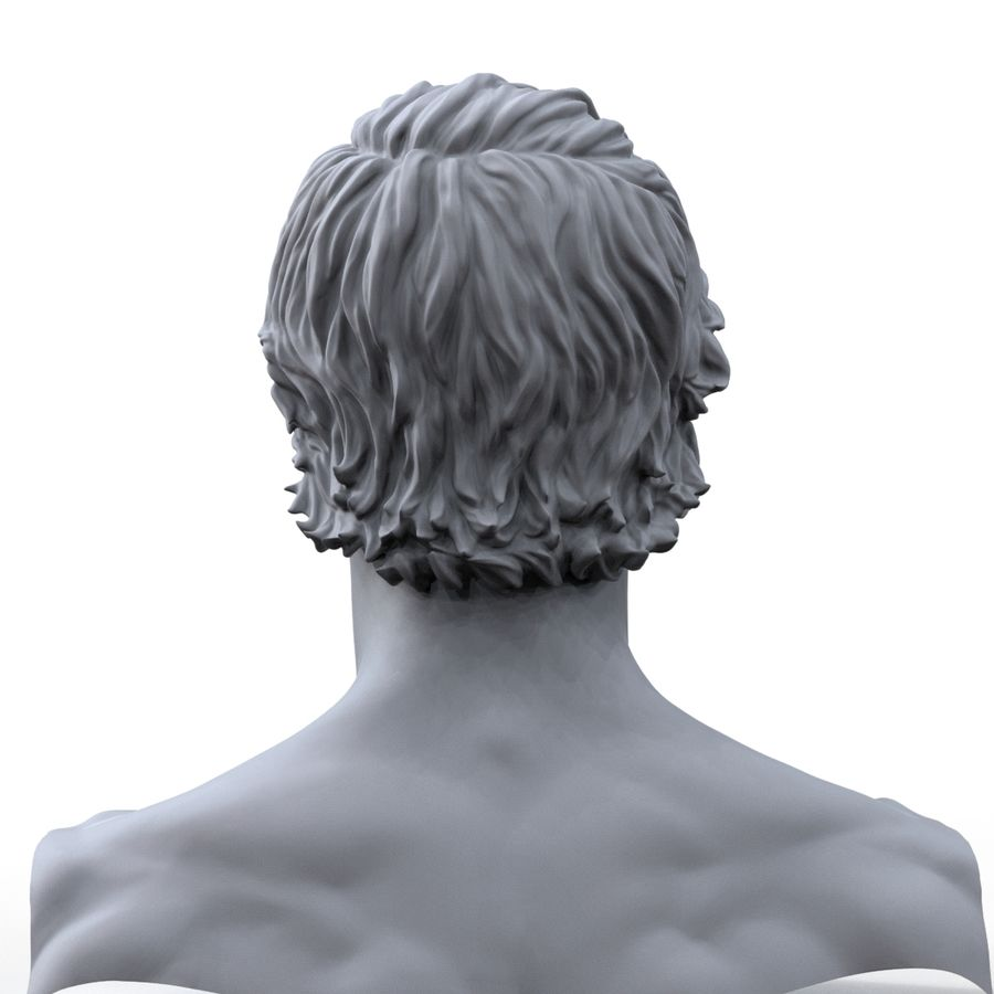 hayvanca royalty-free 3d model - Preview no. 8