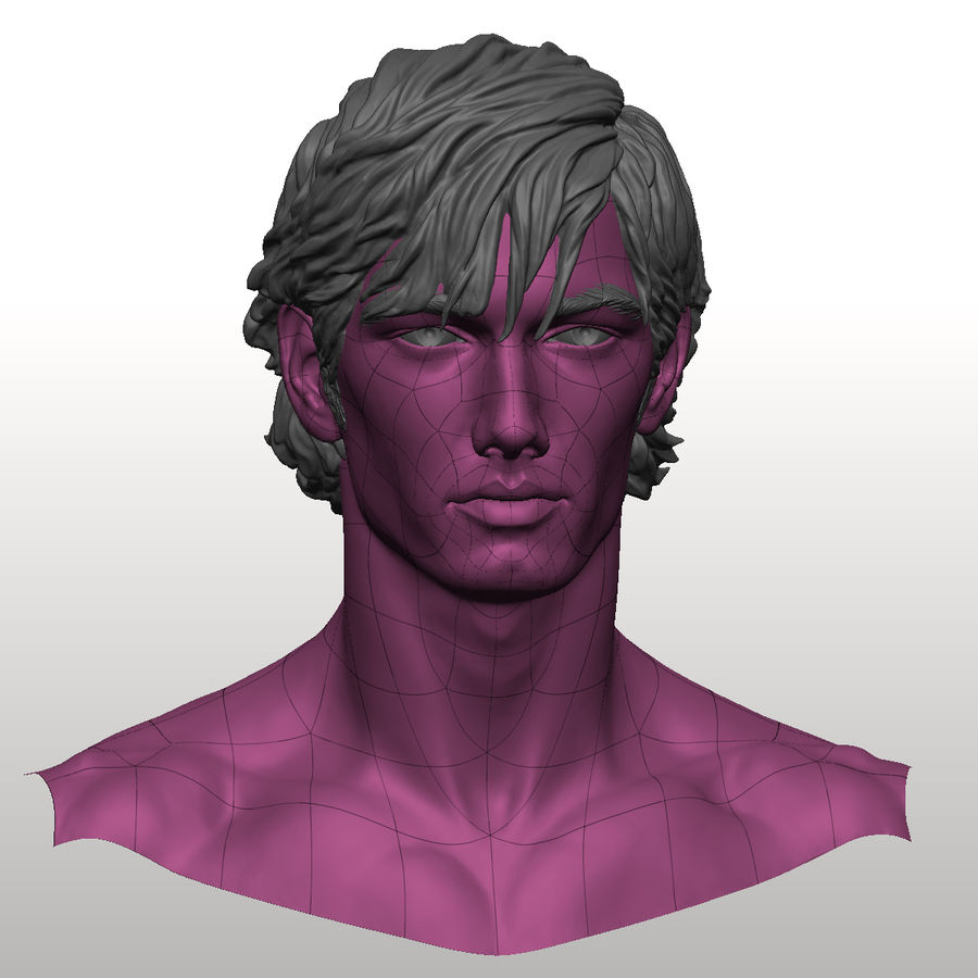 hayvanca royalty-free 3d model - Preview no. 19