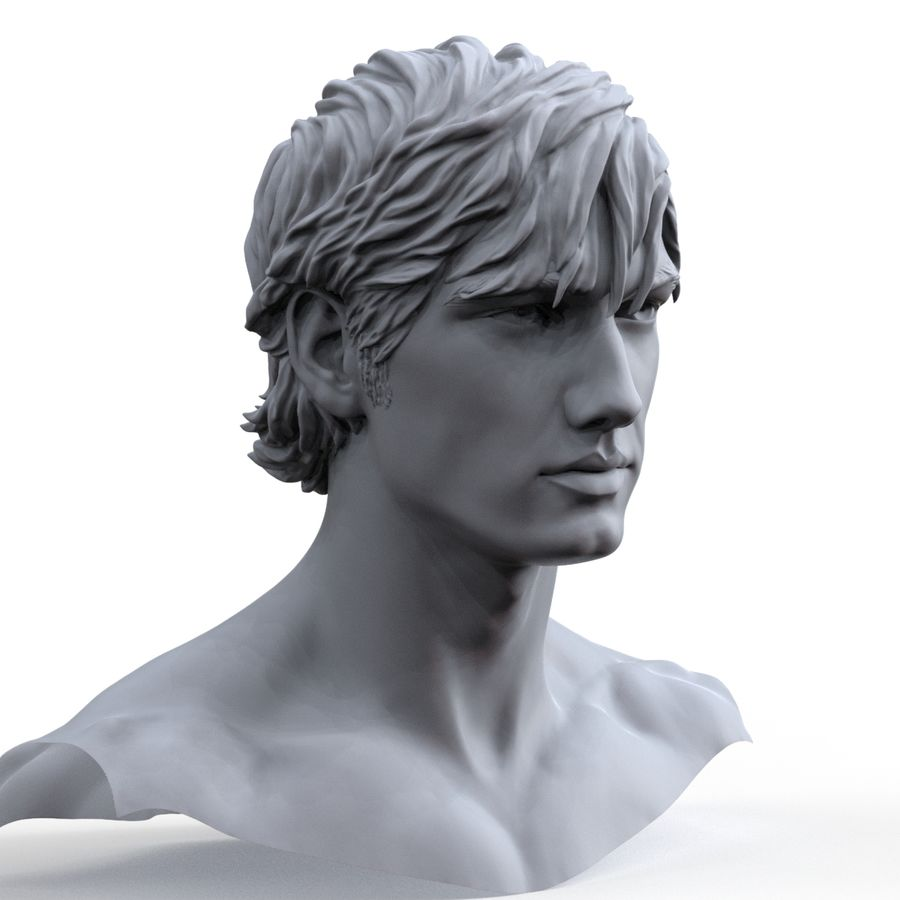 hayvanca royalty-free 3d model - Preview no. 5