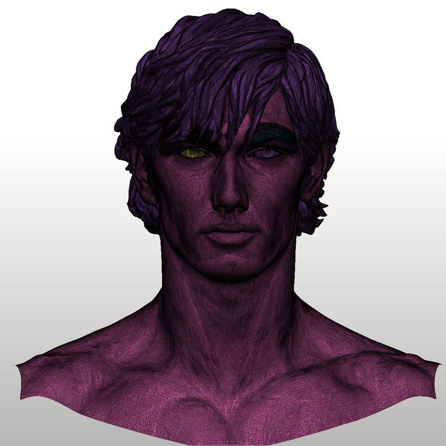 hayvanca royalty-free 3d model - Preview no. 18