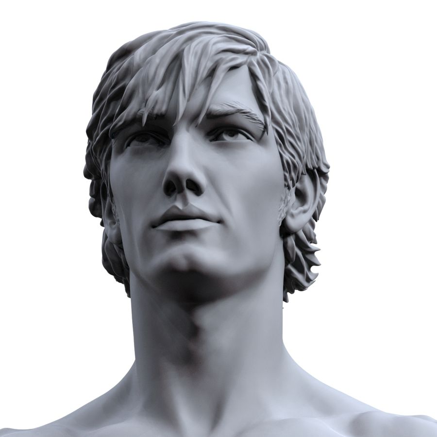 hayvanca royalty-free 3d model - Preview no. 2