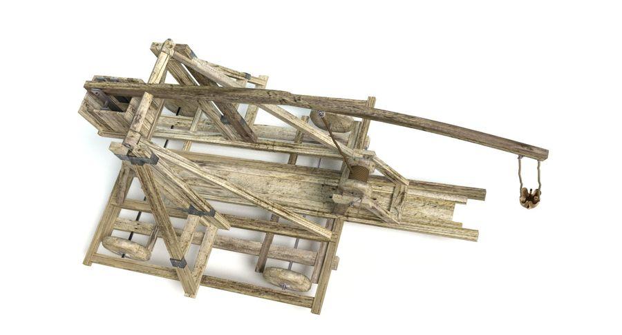 中世の武器セット royalty-free 3d model - Preview no. 8