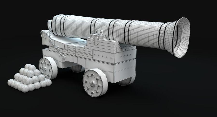 中世纪武器集 royalty-free 3d model - Preview no. 25