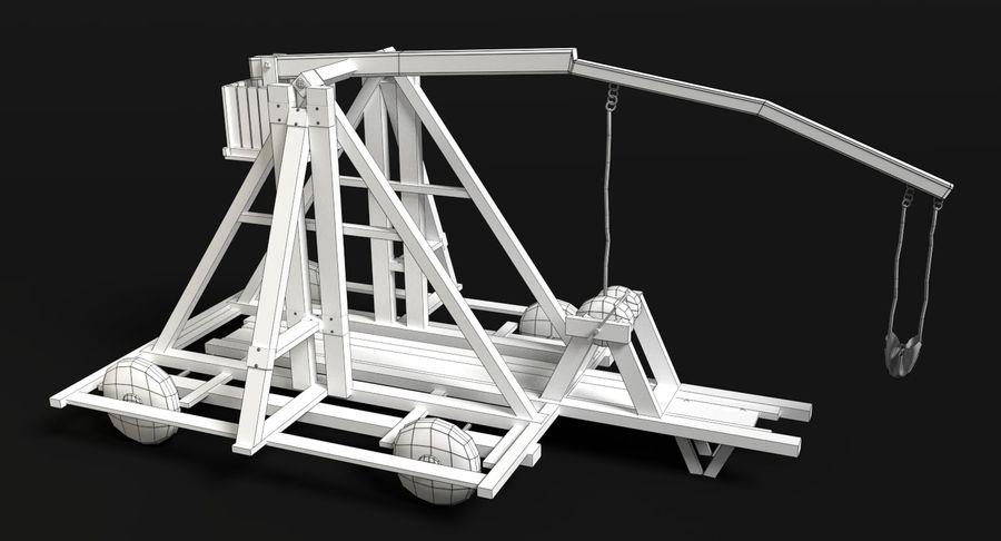 中世纪武器集 royalty-free 3d model - Preview no. 12