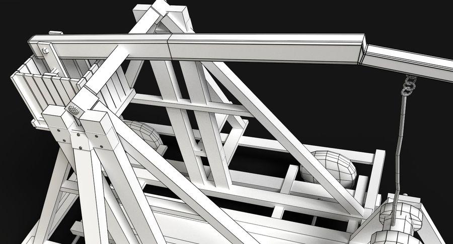中世纪武器集 royalty-free 3d model - Preview no. 13