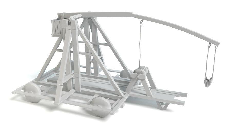 中世の武器セット royalty-free 3d model - Preview no. 11