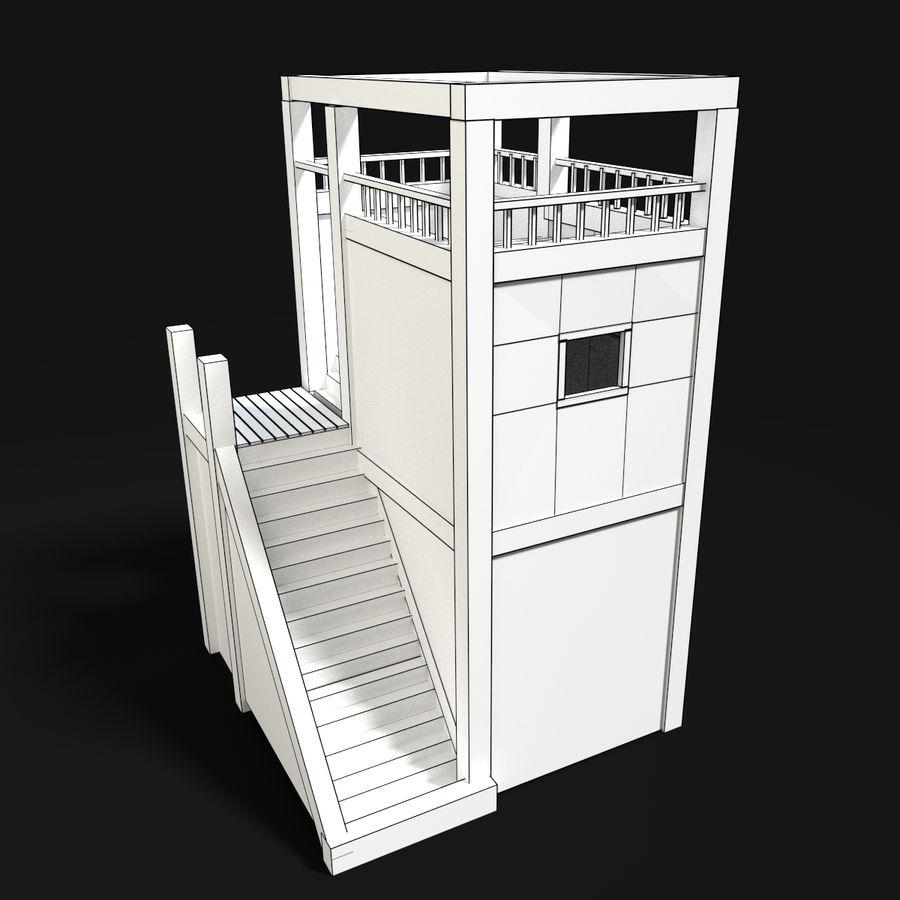 中世纪武器集 royalty-free 3d model - Preview no. 38