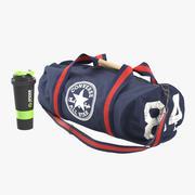 Sports Bag Converse 84 3d model