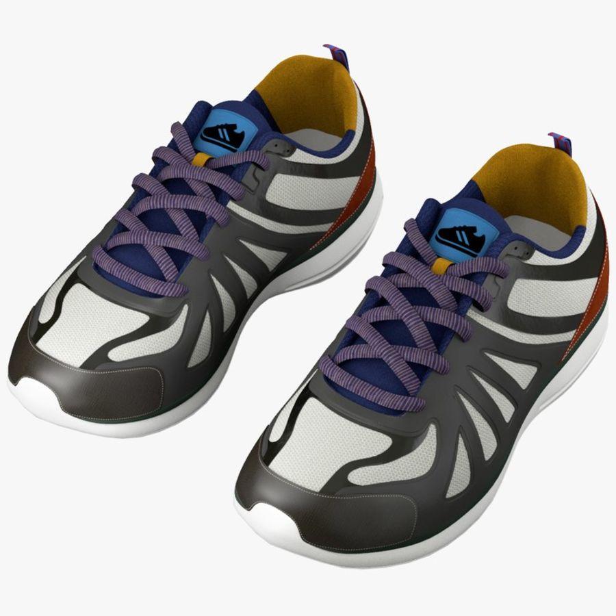 Running Sneakers 3D Model $49 -  fbx  c4d  unitypackage  upk