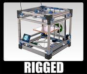 3D printer RepRap FDM 3d model