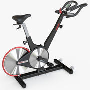 Keiser M3i Indoor Cycle Black 3d model