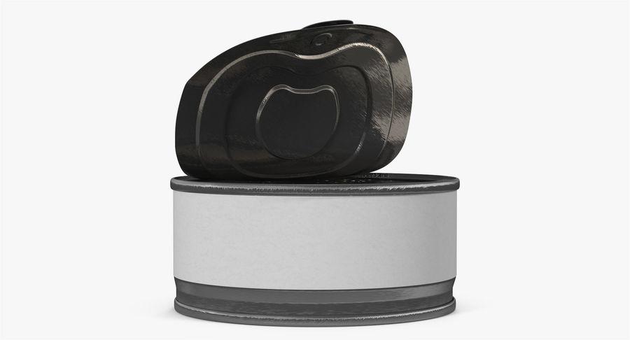 ブリキ缶オープン3 royalty-free 3d model - Preview no. 12
