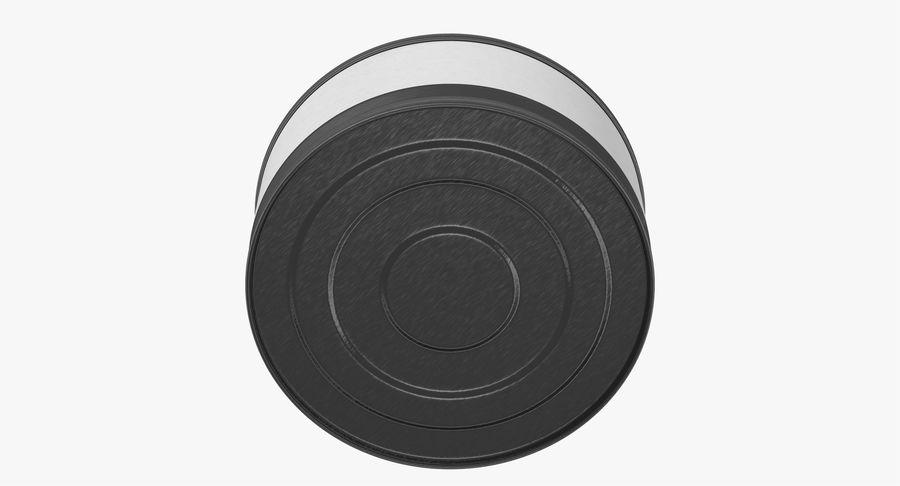 ブリキ缶オープン3 royalty-free 3d model - Preview no. 10