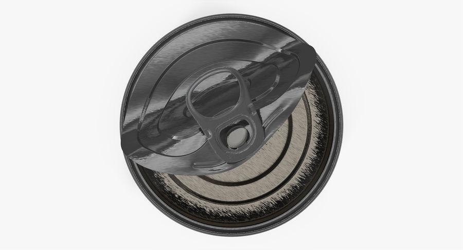 ブリキ缶オープン3 royalty-free 3d model - Preview no. 11
