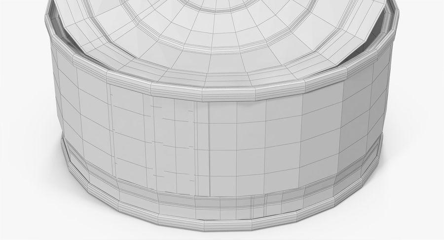 ブリキ缶オープン3 royalty-free 3d model - Preview no. 23