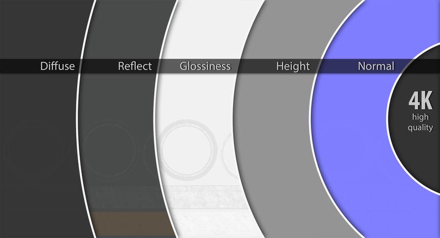 ブリキ缶オープン3 royalty-free 3d model - Preview no. 18