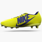 Nike Soccer Shoe 3d model