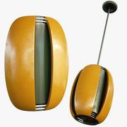 Концепция лампы 3d model