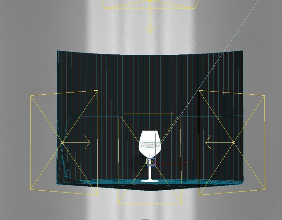 Vino royalty-free 3d model - Preview no. 4