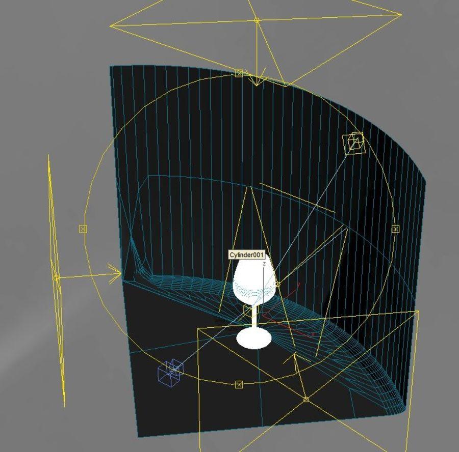 Vino royalty-free 3d model - Preview no. 5