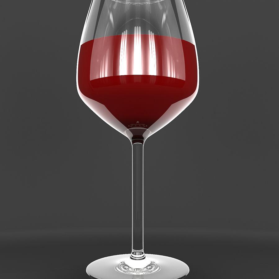 Vino royalty-free 3d model - Preview no. 1