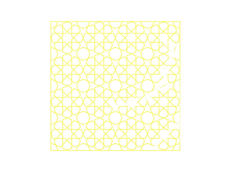 Storia dell'architettura islamica royalty-free 3d model - Preview no. 4
