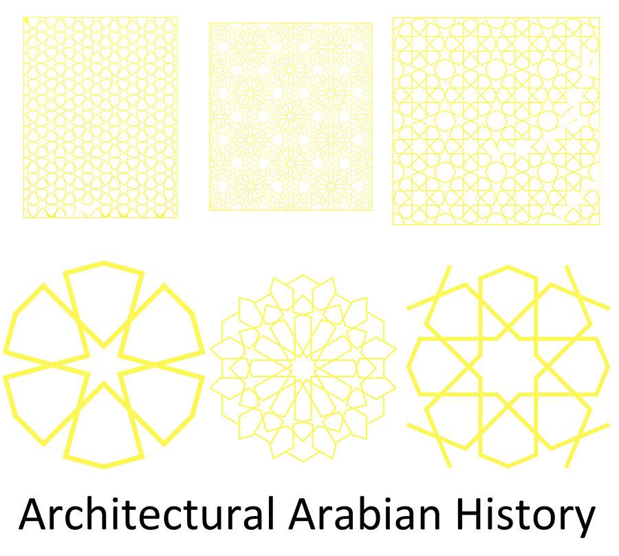 Storia dell'architettura islamica royalty-free 3d model - Preview no. 1
