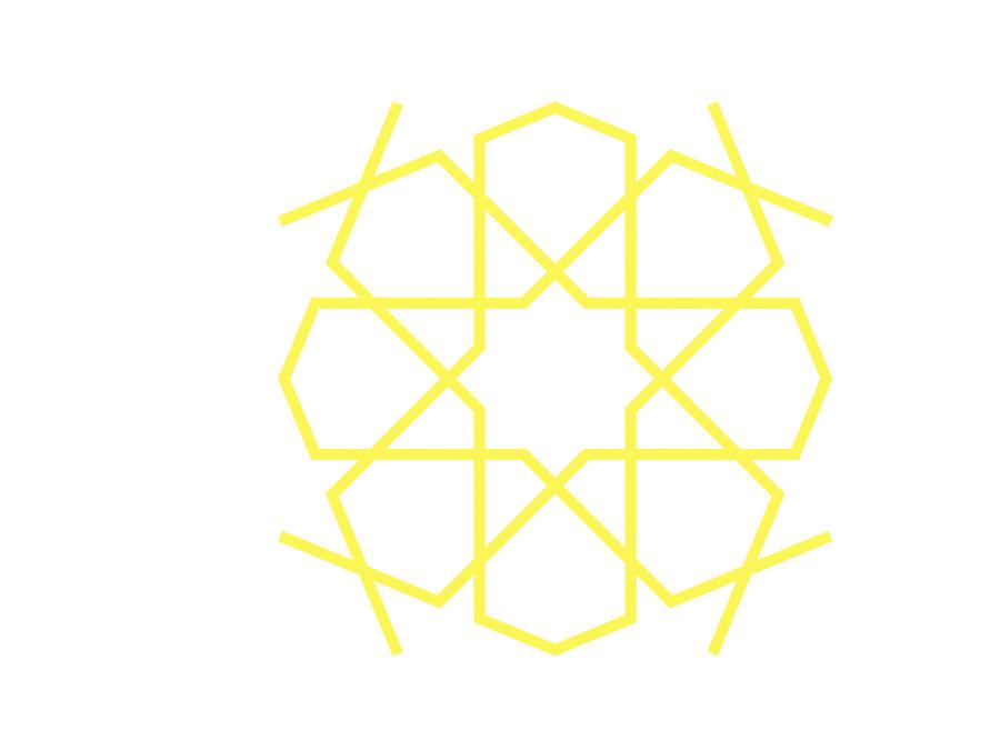 Storia dell'architettura islamica royalty-free 3d model - Preview no. 7