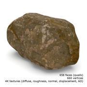 Rock (# 09) modelo 3d