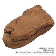Rock (#04) 3d model