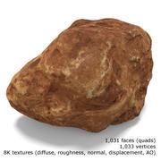 Rock (# 11) modelo 3d
