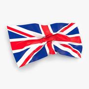 Great Britain Flag 3d model