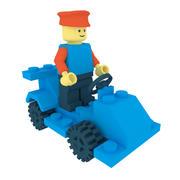 Auto Lego 3d model