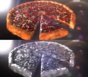 Pizza  3D Realistic 3d model