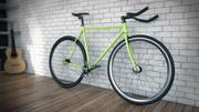 Bicicleta modelo 3d