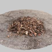 Mulch Pile 3d model