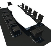 CONFERENCE 3d model