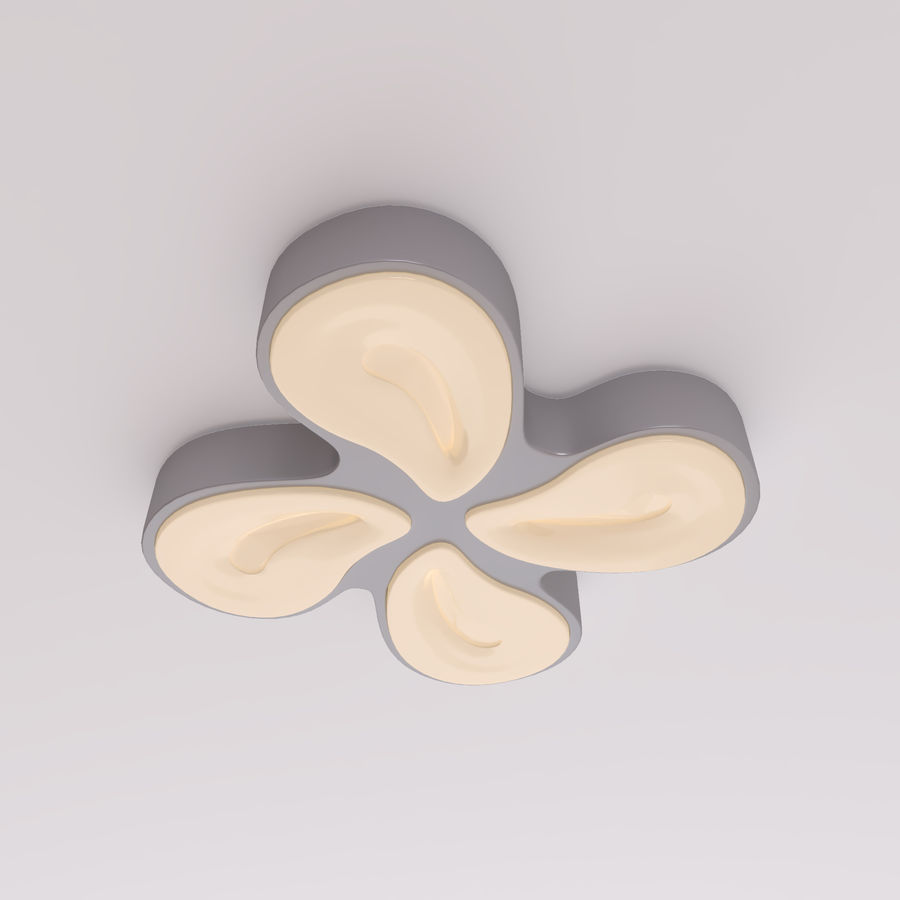 downlight royalty-free 3d model - Preview no. 2