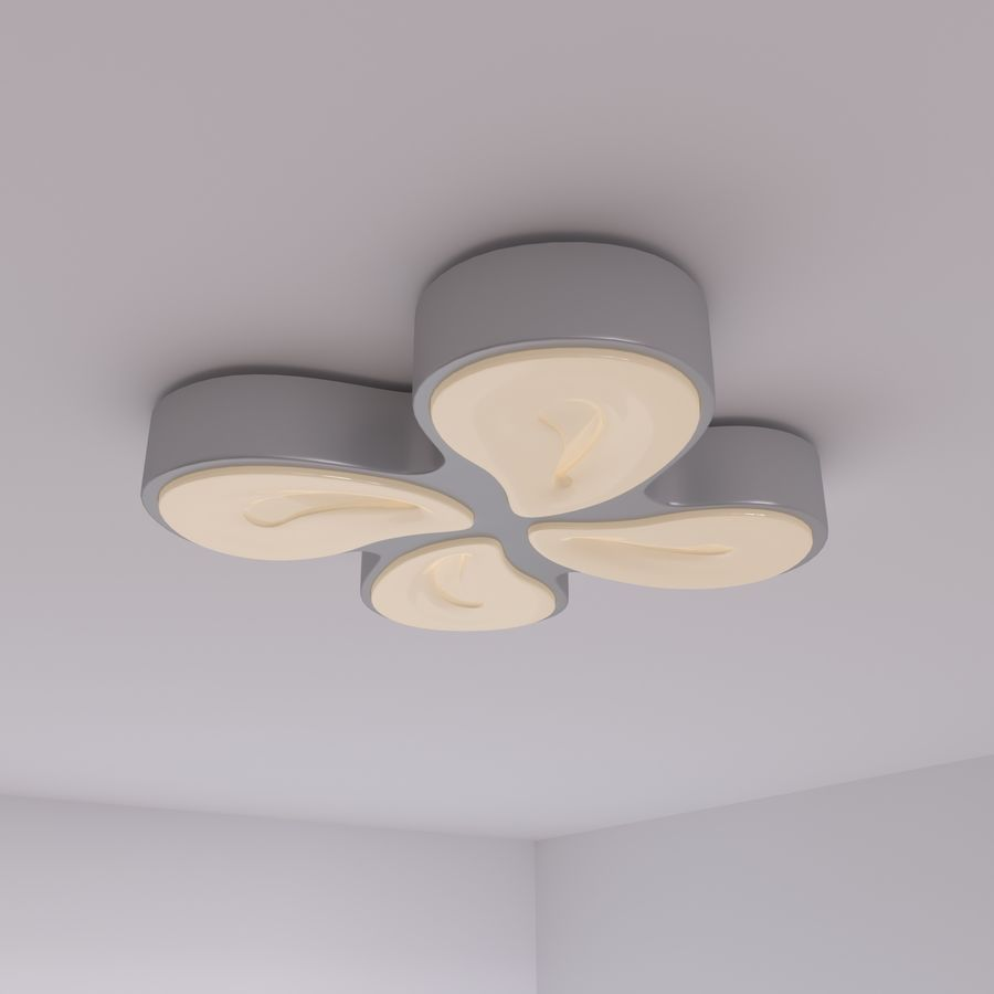 downlight royalty-free 3d model - Preview no. 1
