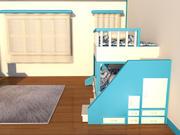slaapkamer voor kinderen 3d model