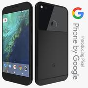 Google Pixel Noir 3d model